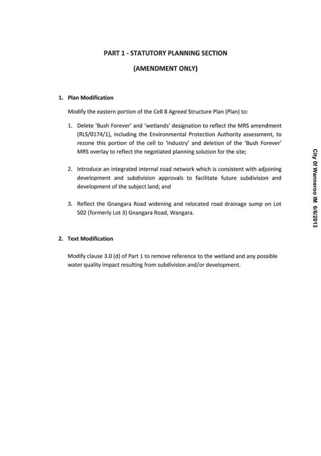 Minutes of Ordinary Council Meeting - 20 August 2013