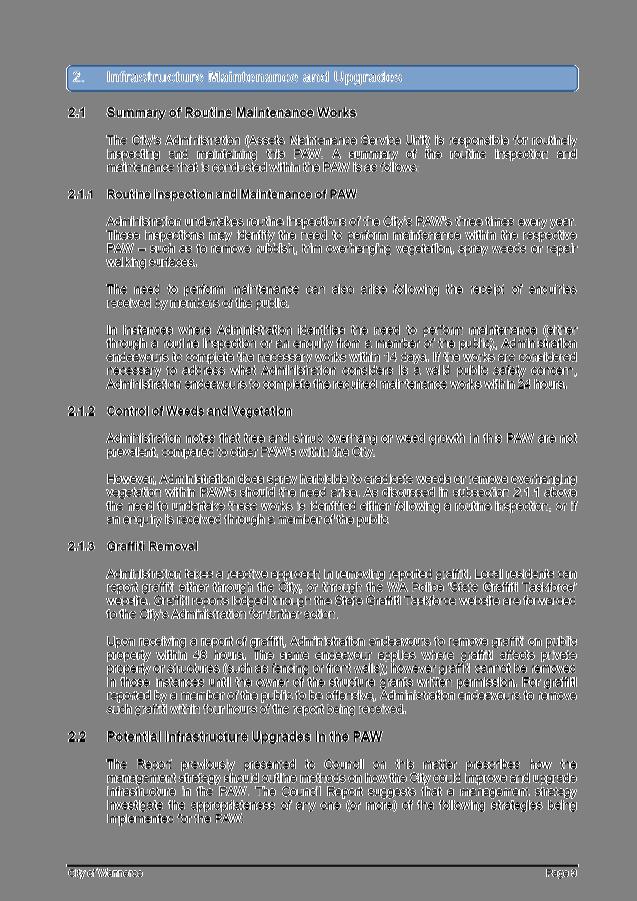 Agenda Of Ordinary Council Meeting 2 February 2016