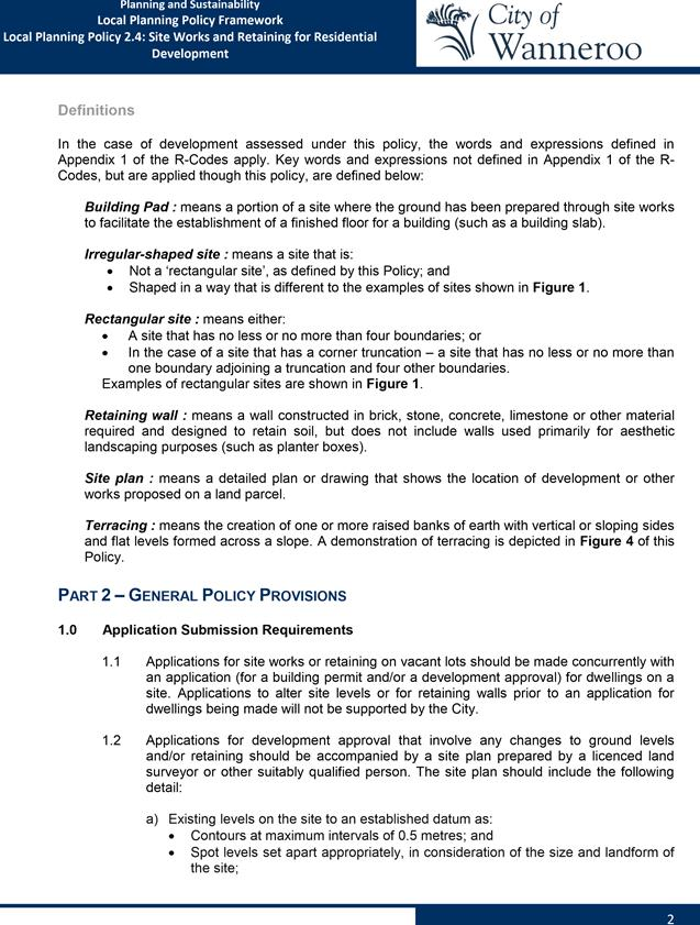 Agenda of ordinary council meeting 25 july 2017 city of wanneroo agenda of ordinary council meeting 25 july 2017 35 fandeluxe Gallery