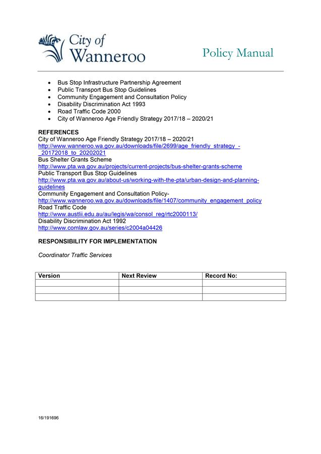 Agenda of ordinary council meeting 6 march 2018 pdf creator fandeluxe Choice Image