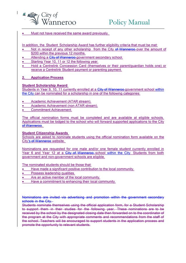 Agenda of ordinary council meeting 1 may 2018 pdf creator fandeluxe Images