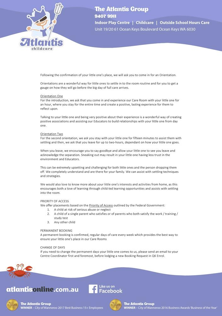 Agenda of Ordinary Council Meeting - 7 00 2019